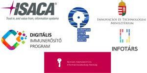 ITOSZ GDPR Konferencia partner logók