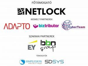 Digitalize now! 2019 - SZPONZOROK - Itosz.hu